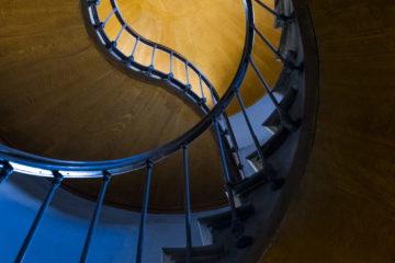 Escalier d'Azay-le-Rideau