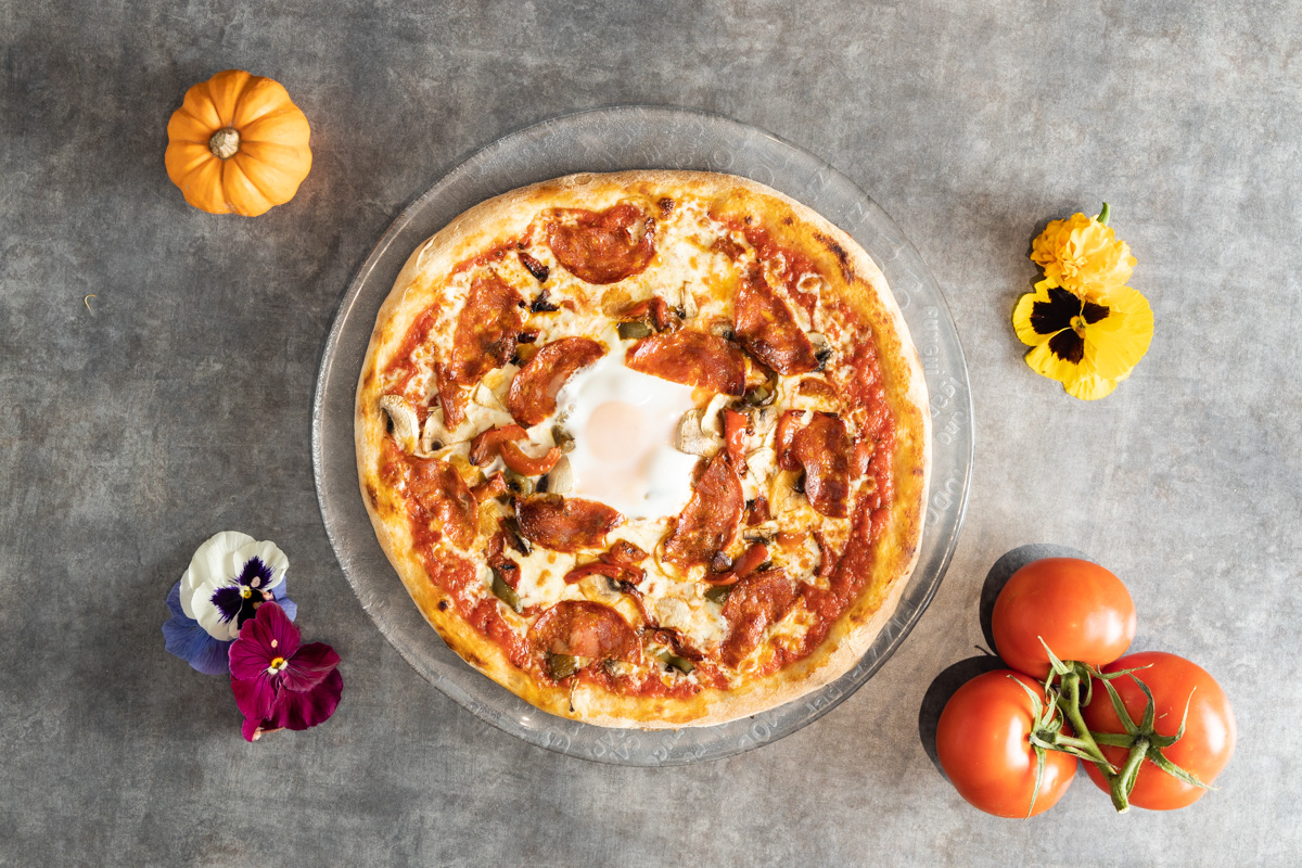 Photographe Pizza